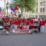 4th of July in Celebration Florida